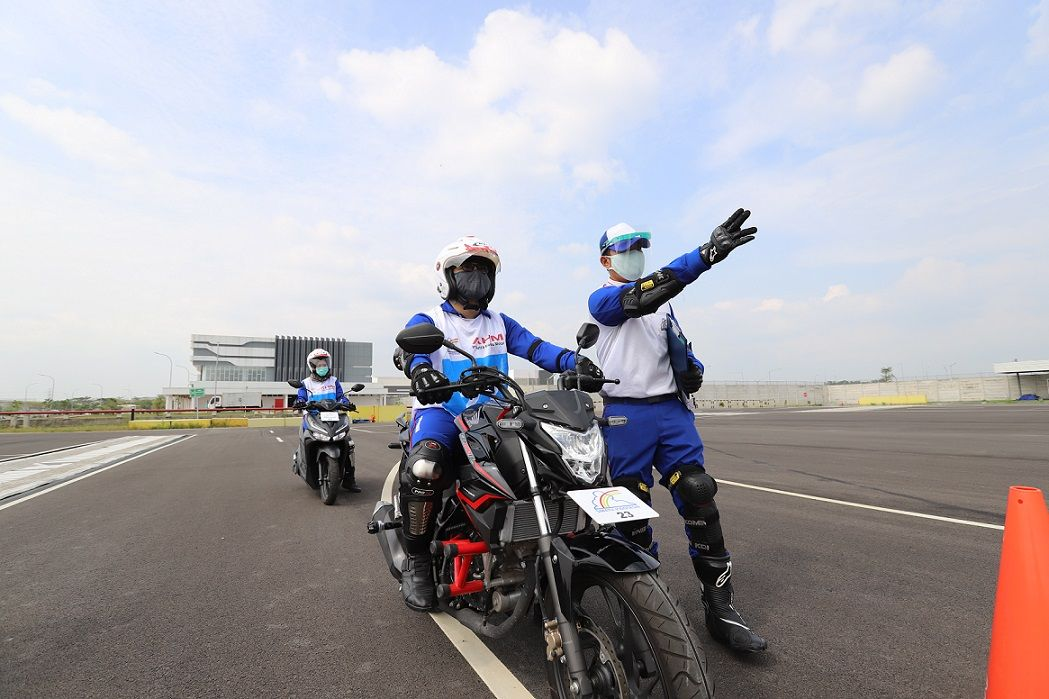 Astra Honda Motor Safety Riding and Training Center (AHMSRTC)