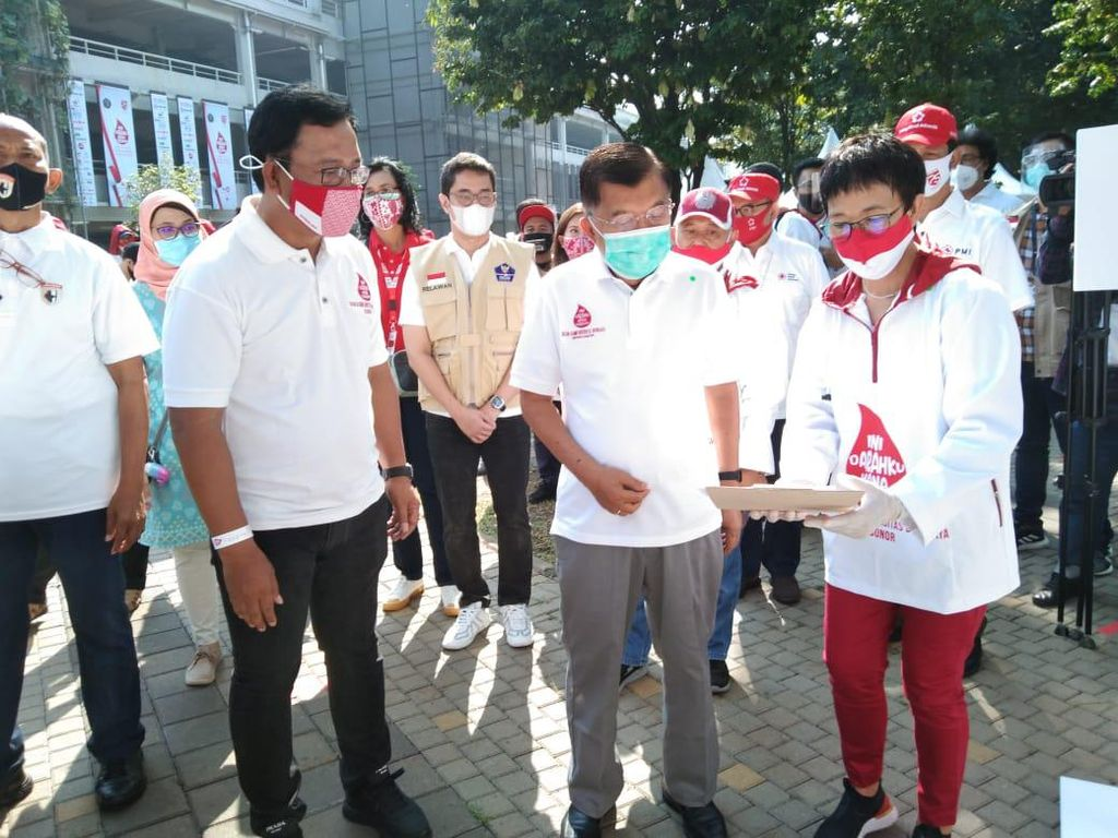 IKA UB Ajak Masyarakat Tak Takut Donor Darah di Masa Pandemi