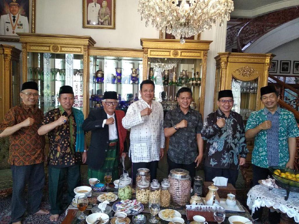 Eks Wagub Jabar Numan Hakim Siap Menangkan DS-Sahrul di Pilbup Bandung