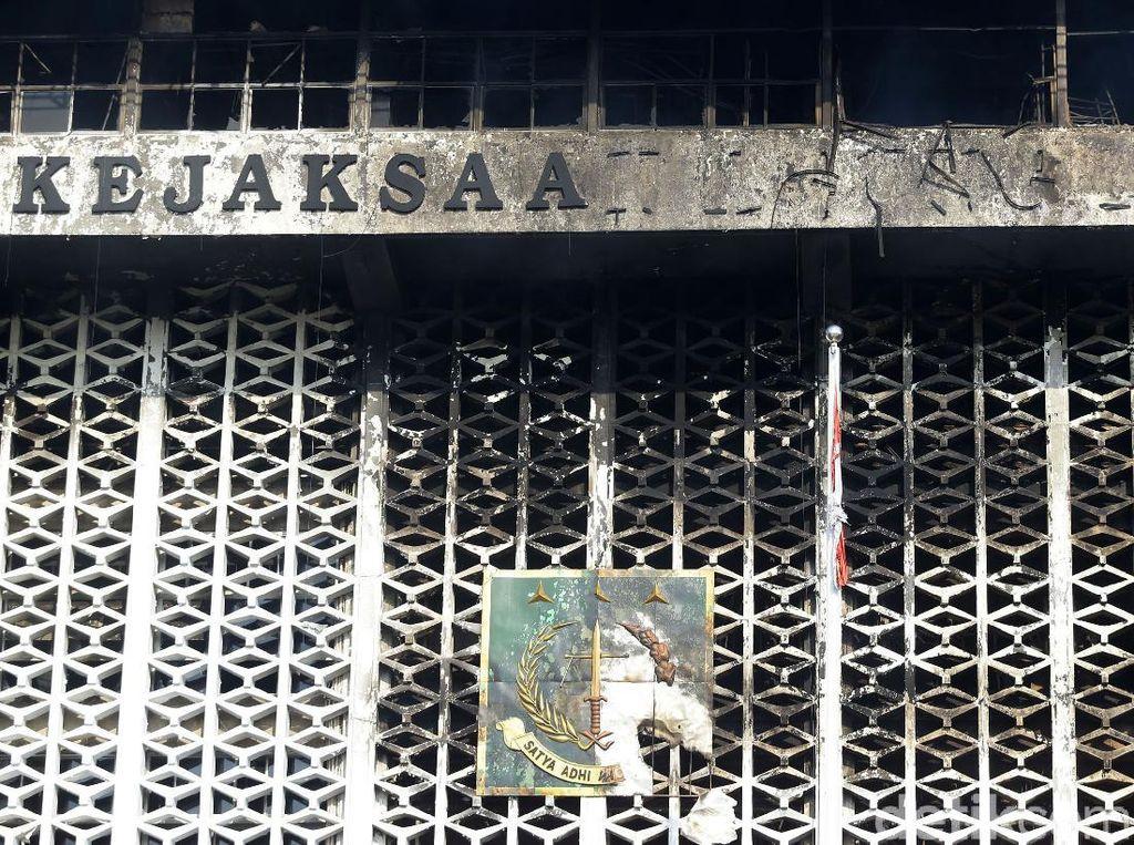 64 Orang Jadi Saksi Kasus Kebakaran Kejagung, Termasuk Cleaning Service