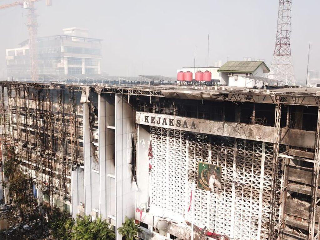 Kejagung: Gedung yang Terbakar Cagar Budaya, Renovasi Harus Sesuai Perda DKI