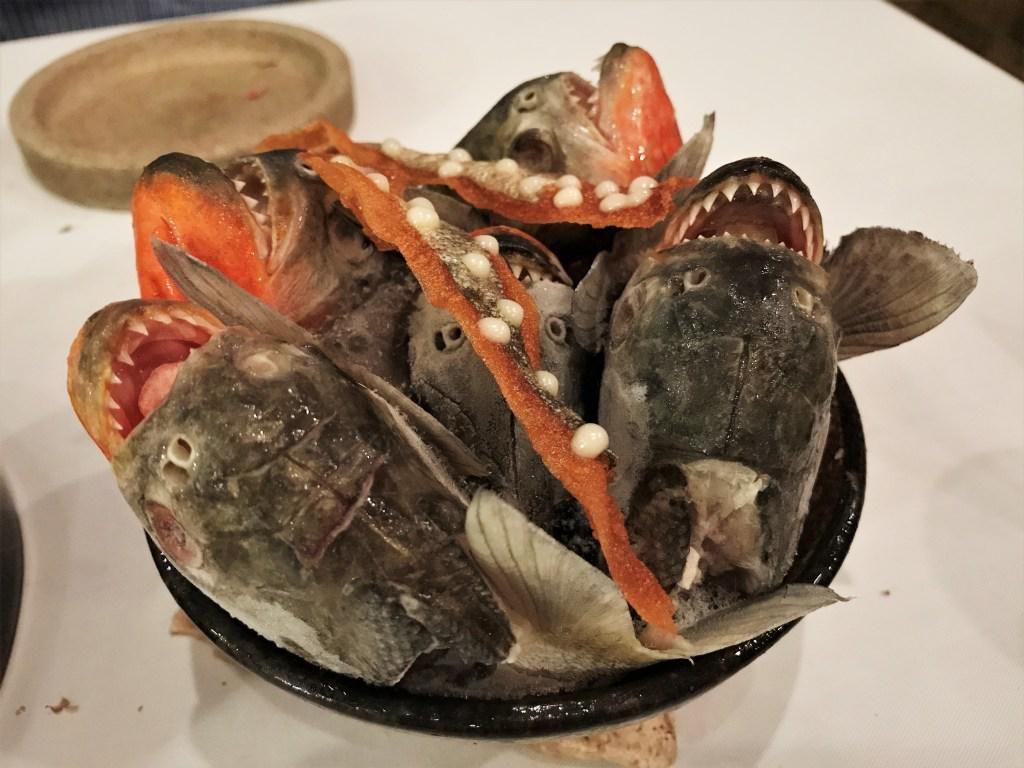 Ngeri Sedap! 5 Makanan Enak Ini Diolah dari Ikan Piranha yang Ganas