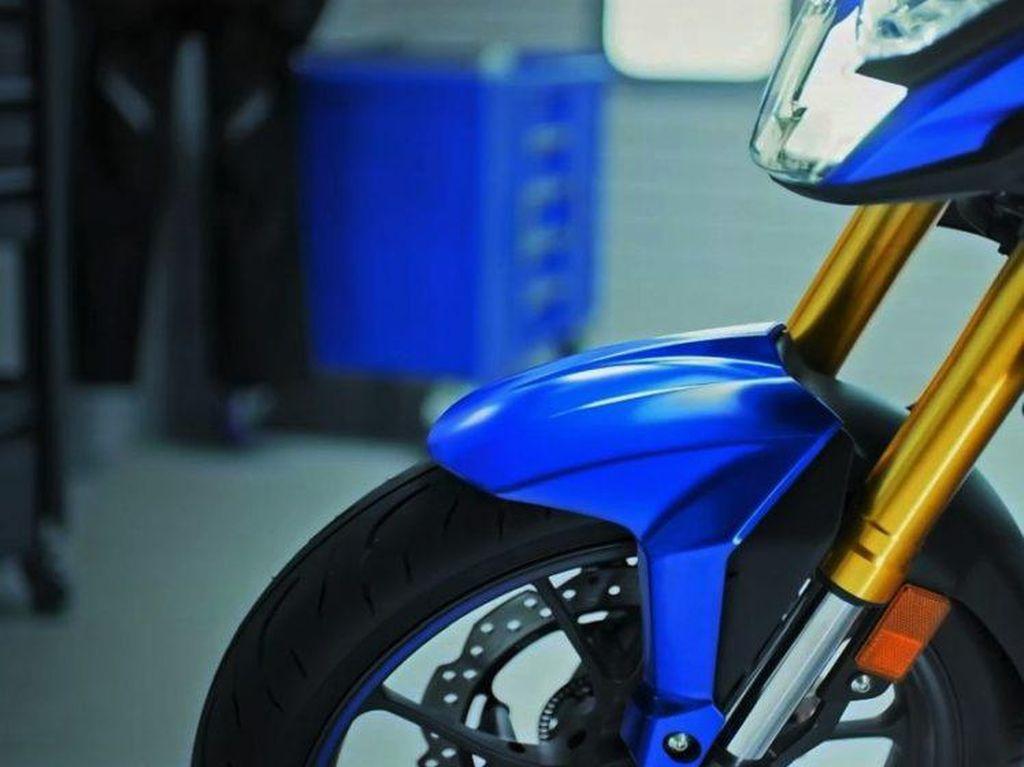 Motor Baru Honda Usung Mesin 200 cc dan Suspensi USD, Cocok Jadi Tiger Reborn?