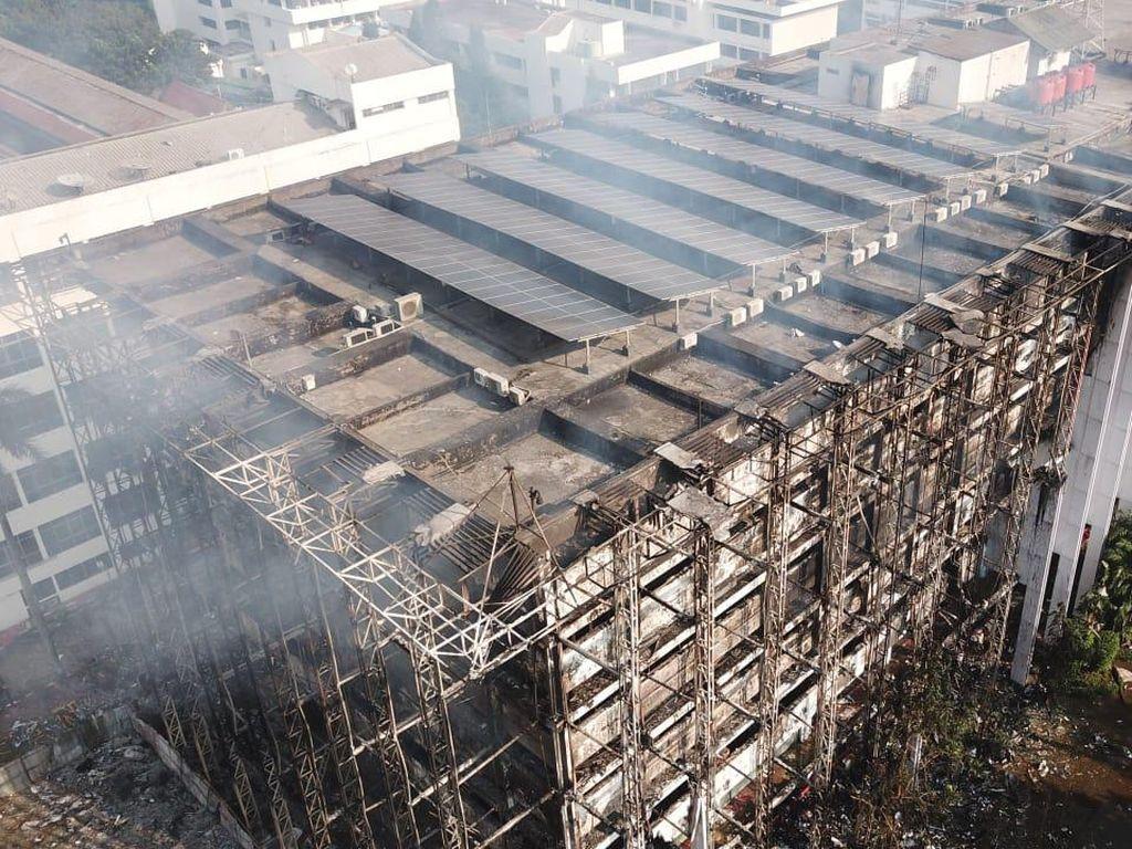 Bertambah Lagi Tersangka di Kasus Kebakaran Markas Jaksa