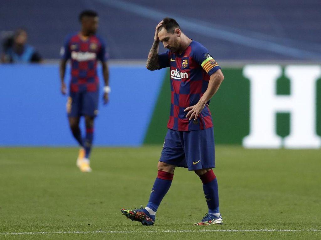 Dear Barcelona, Modal DNA Saja Tak Cukup untuk Jadi Juara