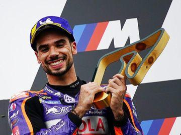 Drama Lagi di Red Bull Ring, Miguel Oliveira Pemenangnya