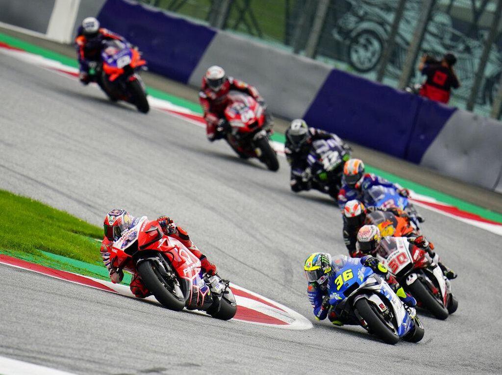 Rossi Gabung Petronas Yamaha, Ini Line Up Lengkap MotoGP 2021