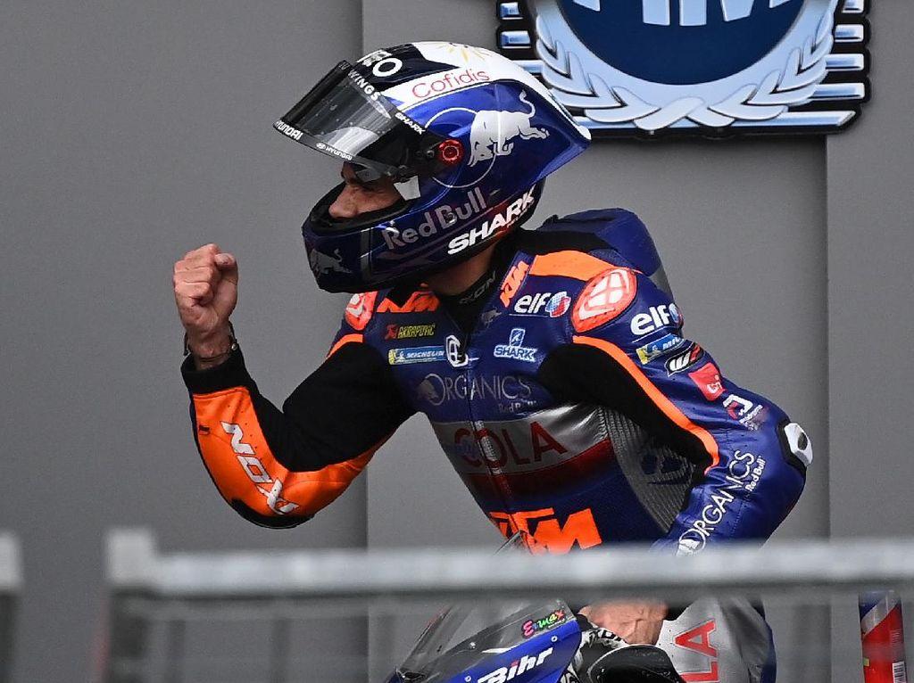 Hasil Kualifikasi MotoGP Portugal: Miguel Oliveira Start Terdepan