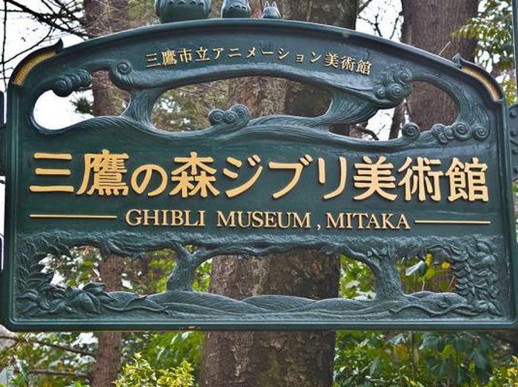 Hore! Museum Ghibli Segera Dibuka Bertahap September