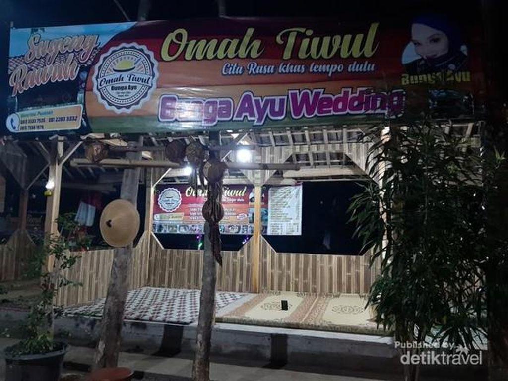 Ada Omah Tiwul di Sukoharjo, Coba Yuk