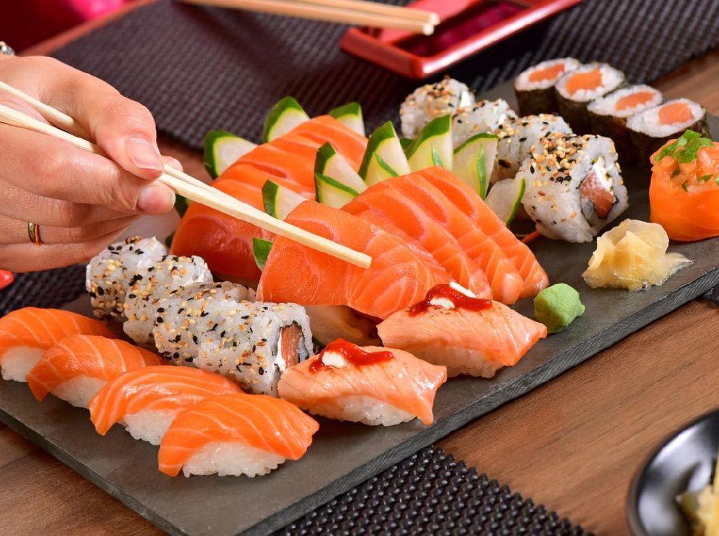 Demen Makanan Jepang? Bank Mega Kasih Diskon 50% buat Makan Puas