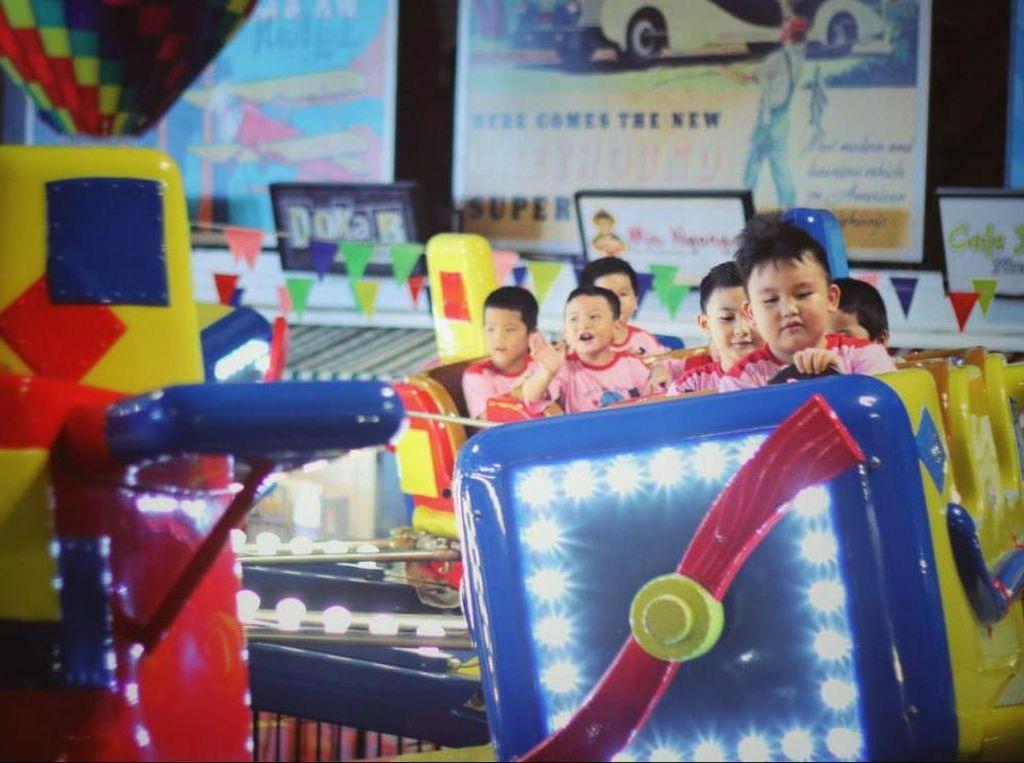 Ingin Anak Tambah Kreatif? Yuk Main di KidCity