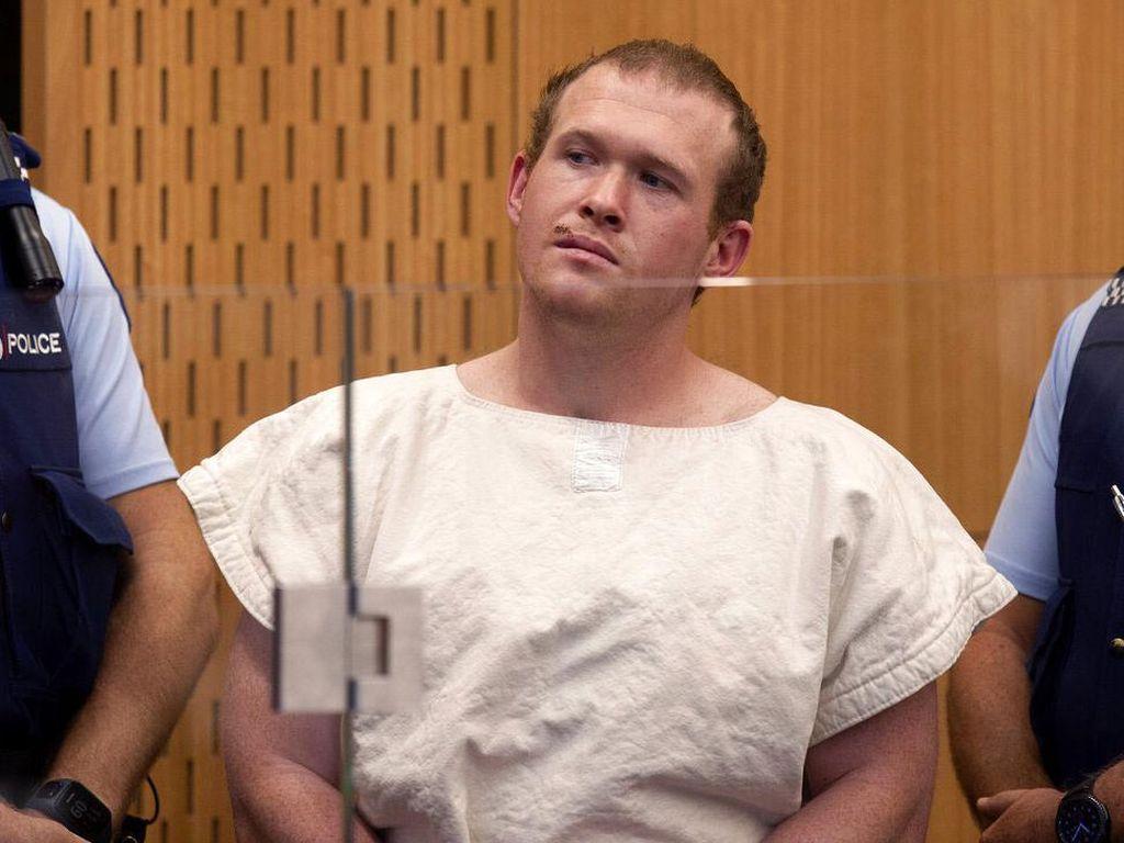 Pelaku Penembakan di Masjid Selandia Baru Divonis Hari Ini