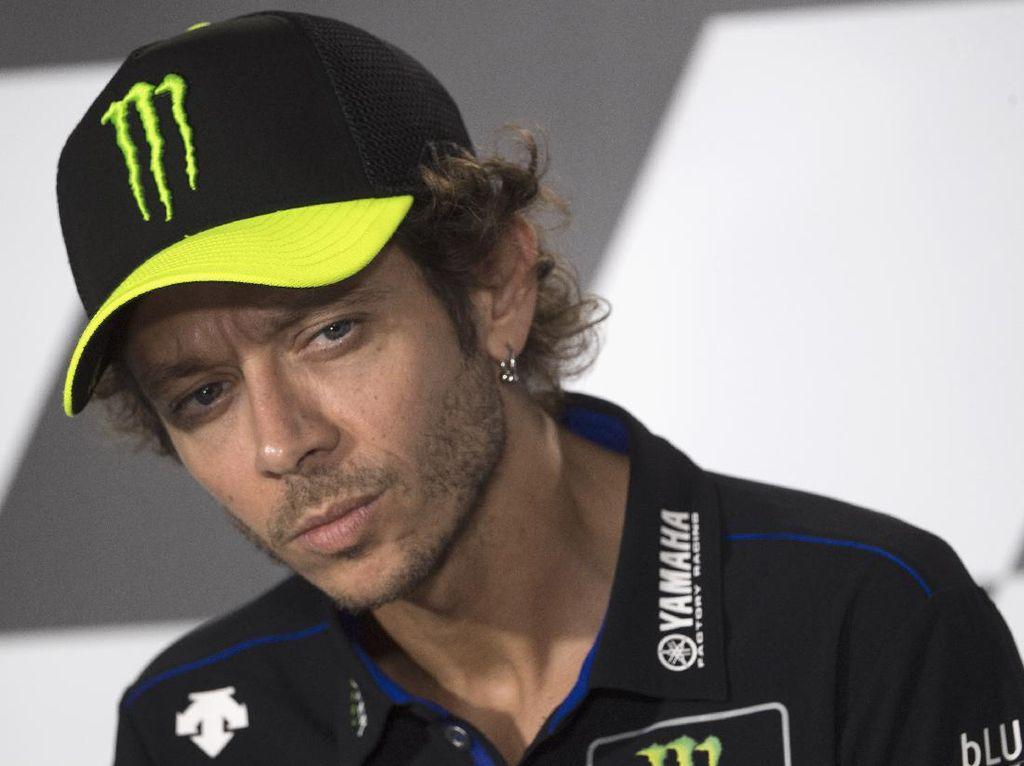 Ini Dia Masalah Terbesar Yamaha di Mata Valentino Rossi