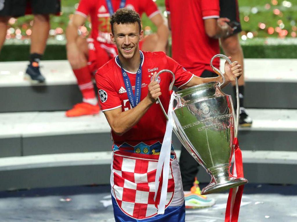 Bahagianya Perisic Balik ke Inter