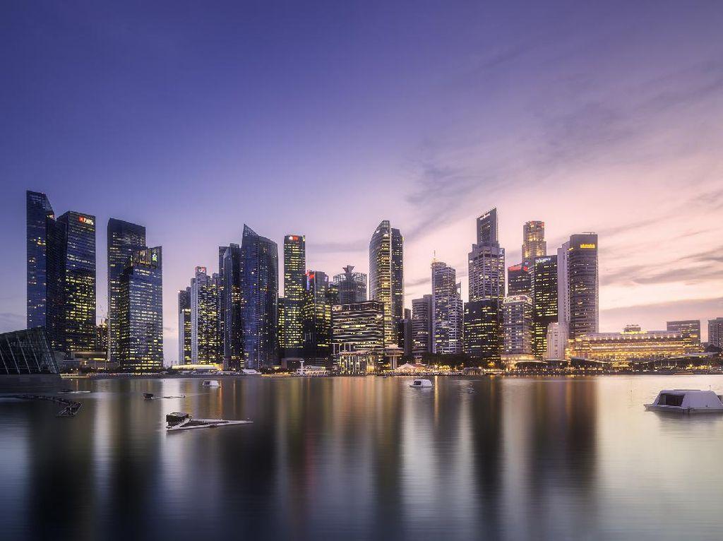 Muncul Kasus Corona di Hotel Mewah di Singapura, dari Handuk dan Sprei?