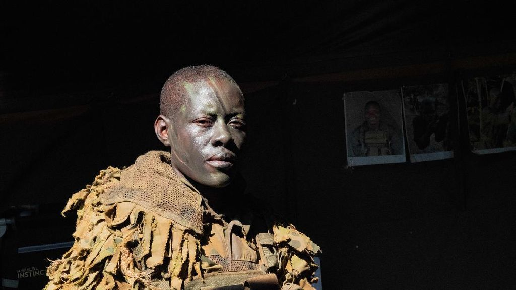 Potret Perempuan Tangguh Penjaga Gajah dari Zimbabwe