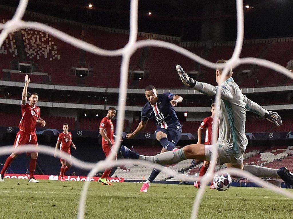 Mbappe Desak PSG Belanja Pemain demi Rebut Gelar Liga Champions