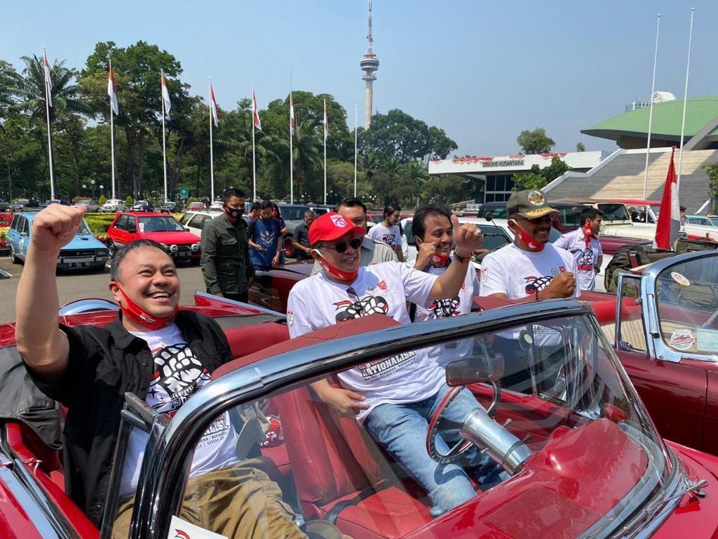 Ketua MPR Sebut Persaudaraan Komunitas Otomotif Juga Nilai Luhur Bangsa