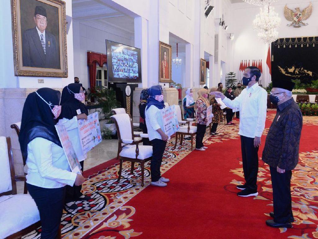 BNI Dukung Program Bantuan Presiden Produktif untuk Usaha Mikro