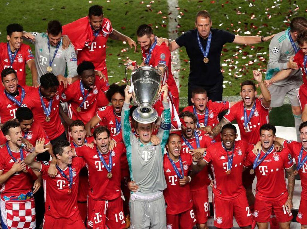 Kata Siapa Bayern Munich Gampang Juara Liga Champions