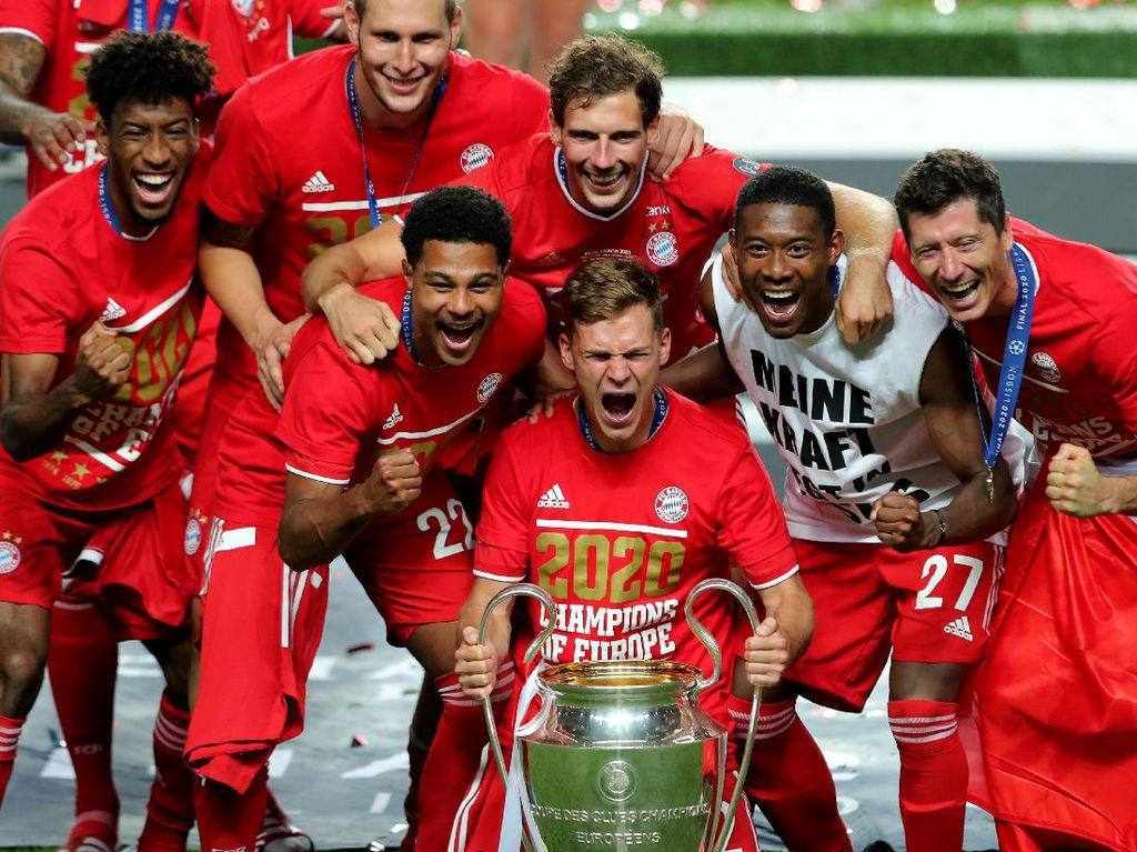 Maaf PSG, Bayern Punya Mental untuk Tak Bisa Dikalahkan