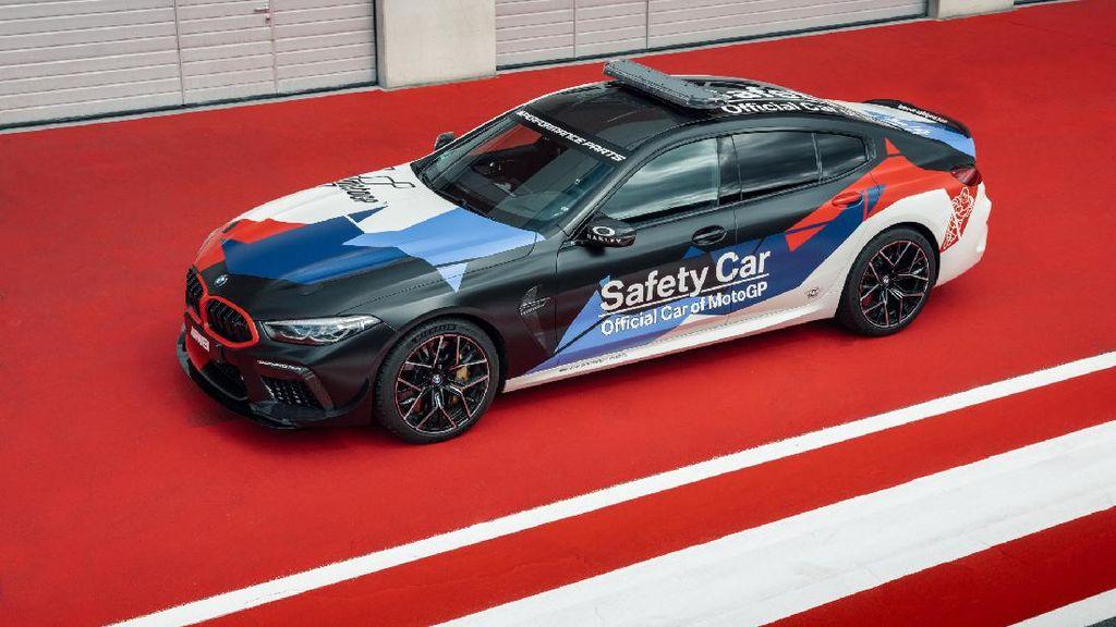 Gantengnya Safety Car Baru MotoGP