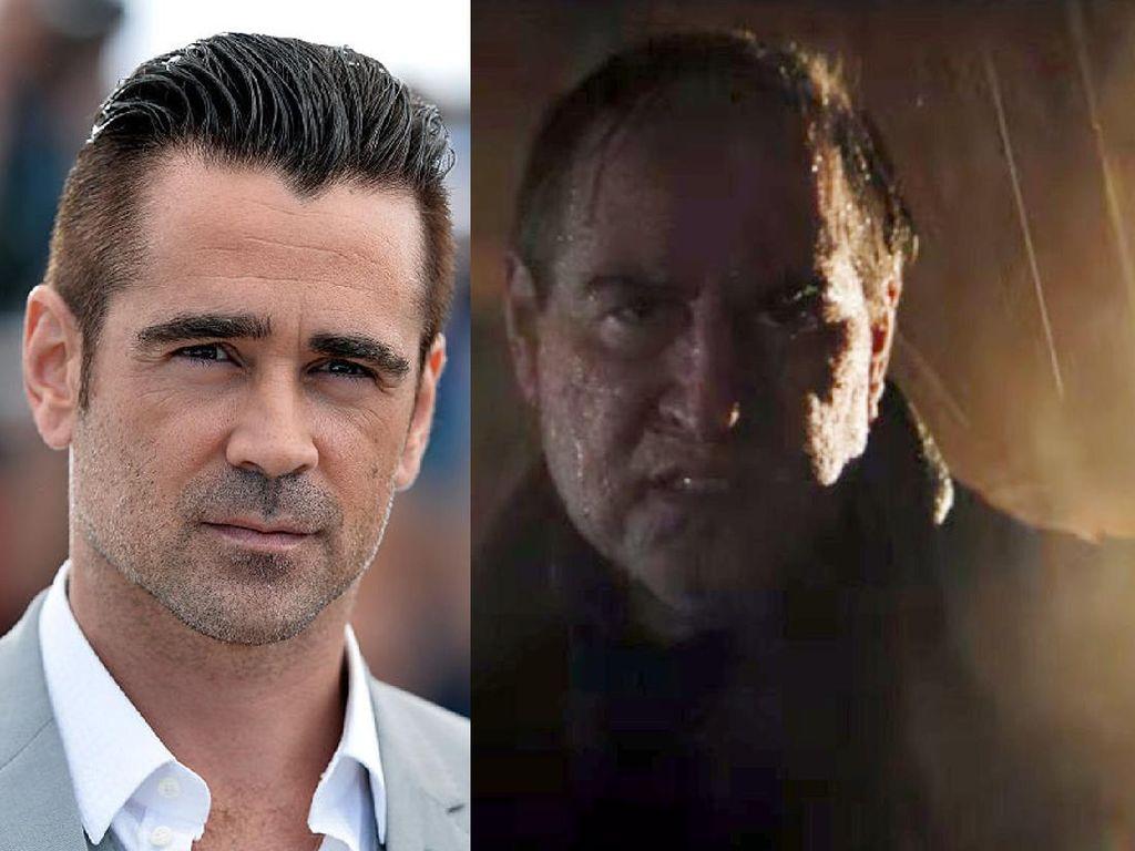 Tampil di The Batman, Colin Farrell Bikin Netizen Bingung