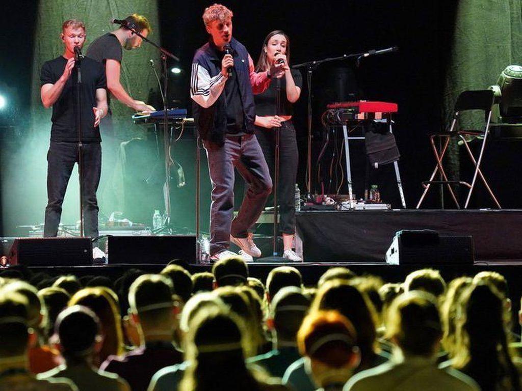 Ilmuwan Jerman Gelar Konser untuk Pelajari Penularan Corona di Kerumunan