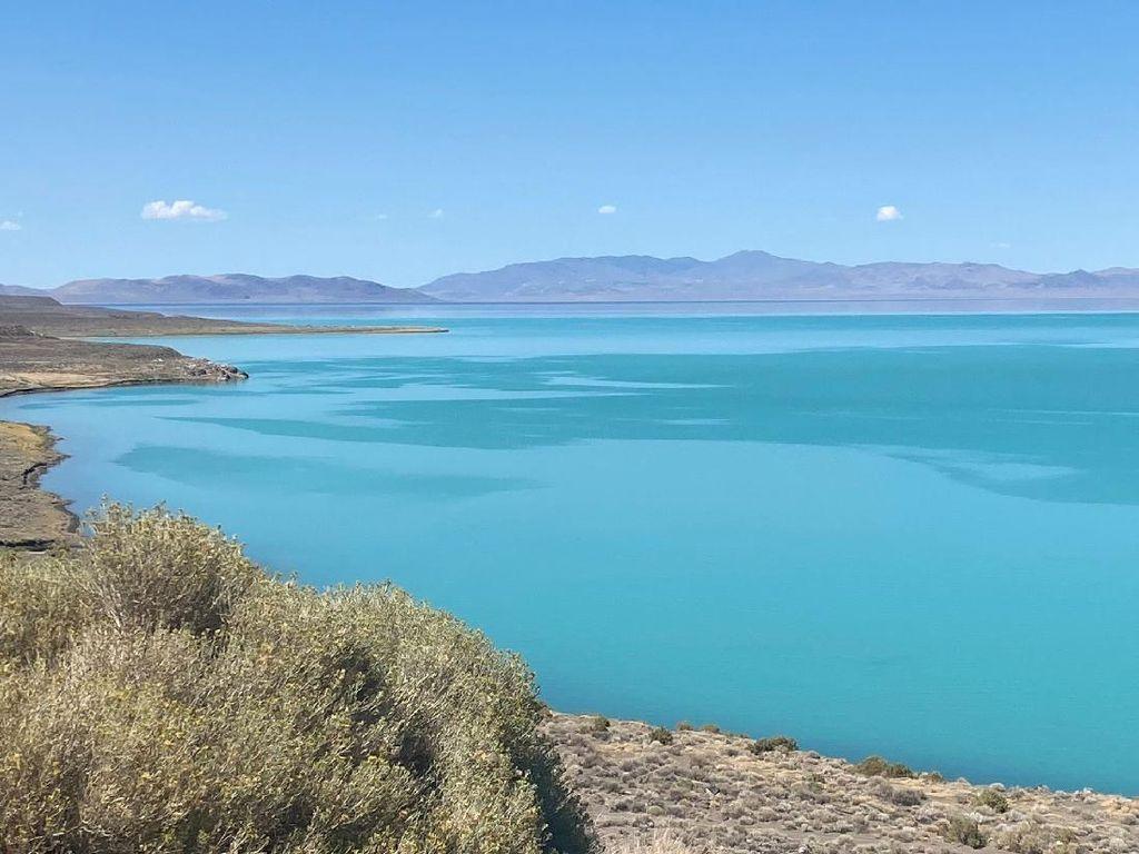 Air Danau di Nevada Berubah Jadi Toska, Kok Bisa?