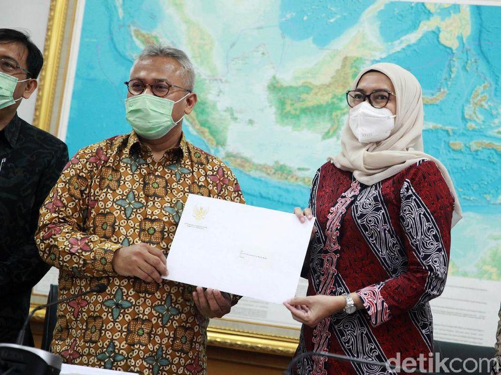 Pernah Dipecat DKPP, 2 Komisioner KPU Gugat UU Pemilu ke MK