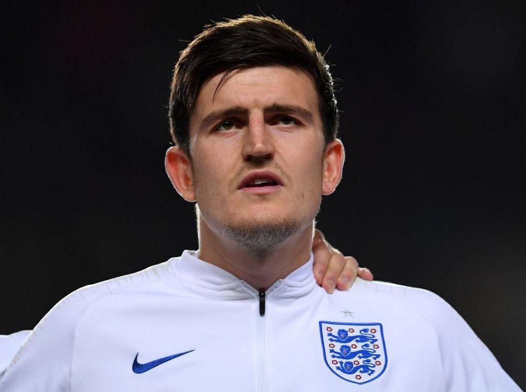 Berulah Saat Liburan, Maguire Terancam Dicoret Timnas Inggris