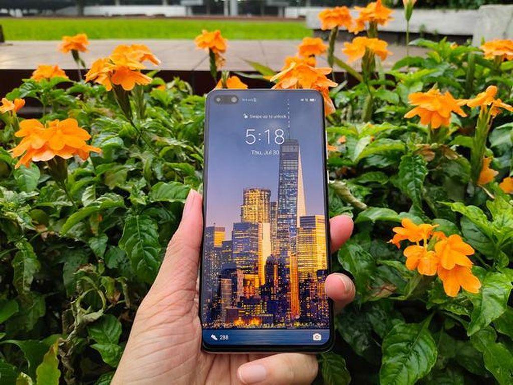 Terjual 55,8 Juta Perangkat, Ini Alasan Huawei P40 Jadi Ponsel Laris