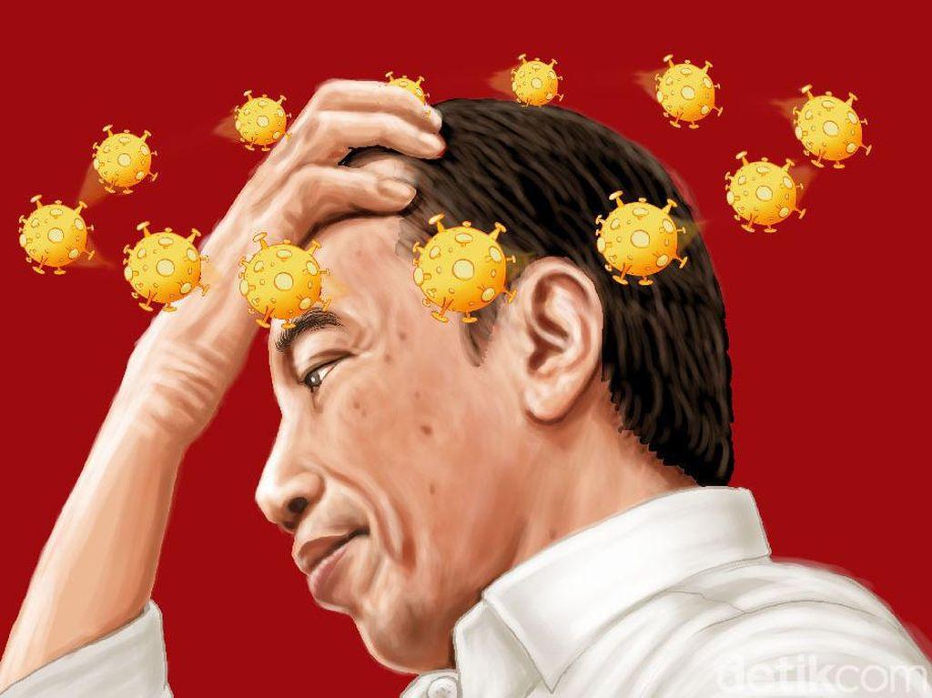 Jokowi Pengin Mini Lockdown: Penanganan Lebih Terarah, Tak Bunuh Ekonomi