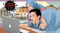 Giliran 7.567 Guru SMP di Surabaya Tes Swab Jelang Sekolah Tatap Muka