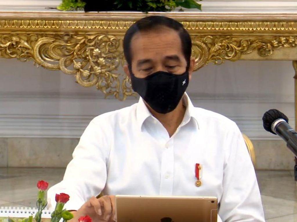 Resmikan Gedung Sekolah Undip, Jokowi: Kita Dukung dan Apresiasi