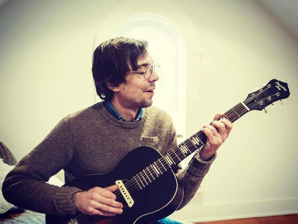 Penyanyi Justin Townes Earle Meninggal Dunia di Usia 38 Tahun