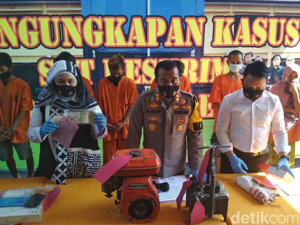 Polisi Gadungan Rampas Ponsel Pelajar SMP-SMA di Cirebon