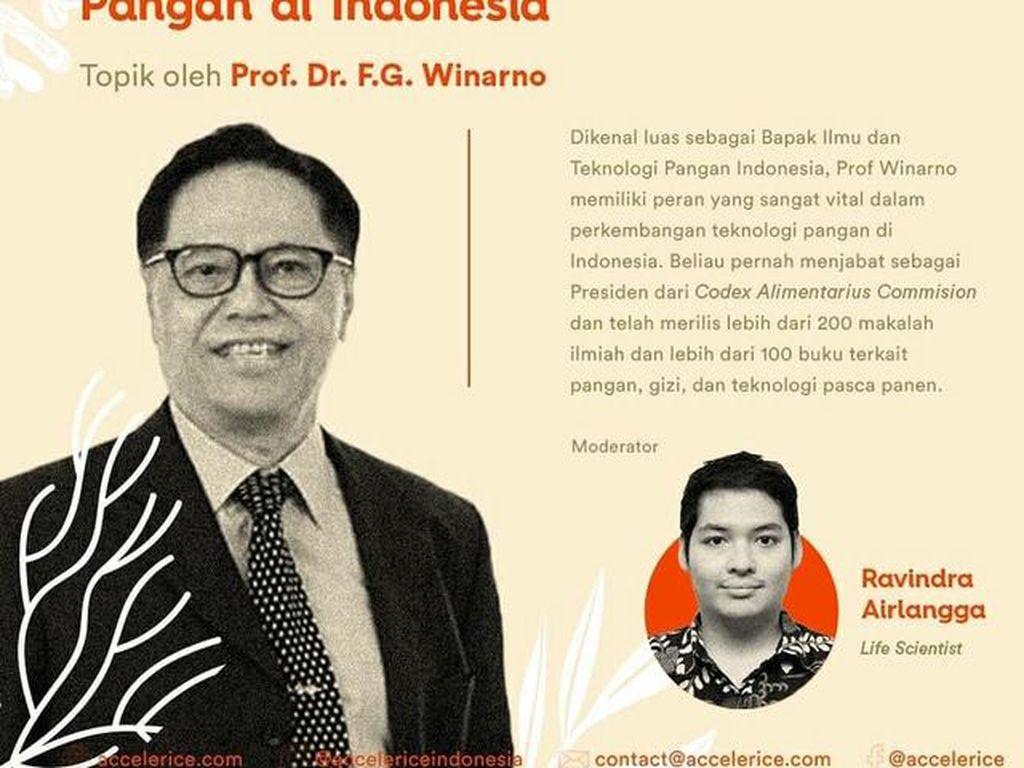 Gelaran Accelerice Dorong FoodTech Startup Jadi Next Unicorn