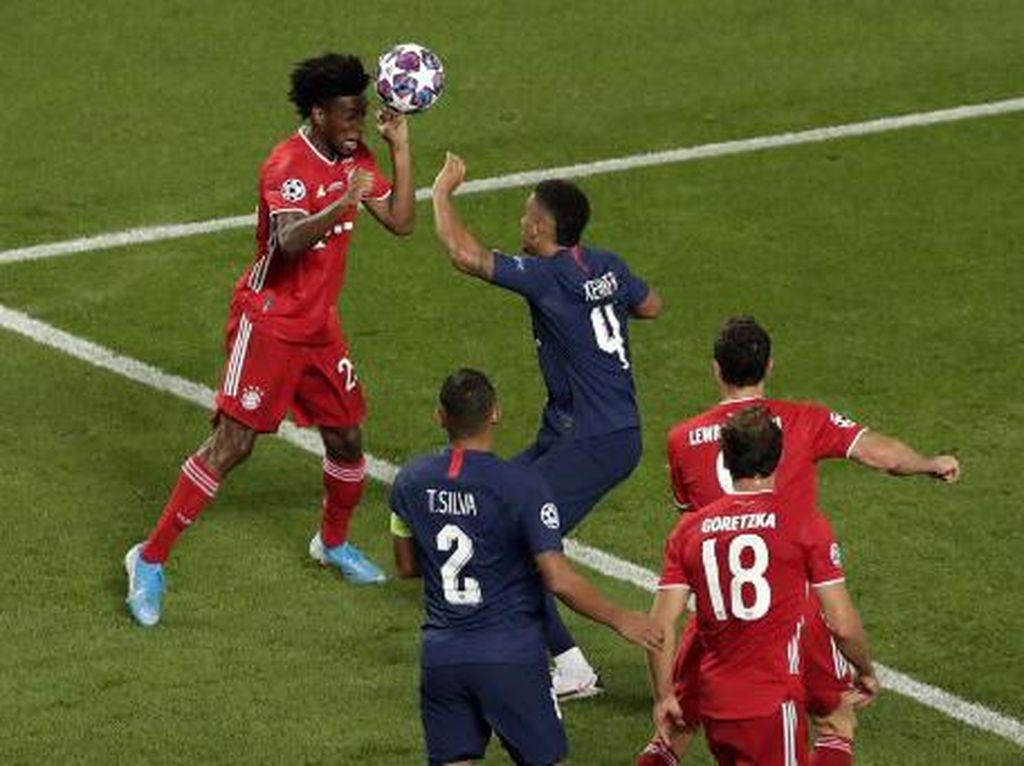 MU Bisa Bidik Pahlawan Bayern Ini untuk Jadi Alternatif Sancho