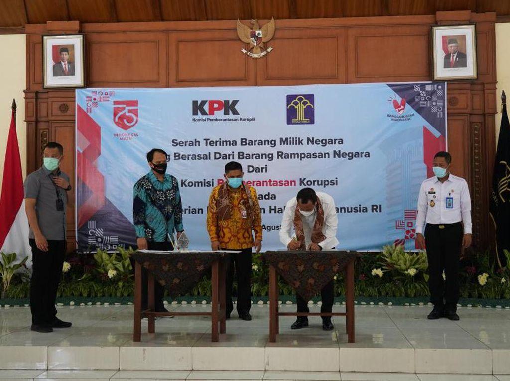 KPK Serahkan Rumah Mewah Djoko Susilo Jadi Rupbasan Kota Solo