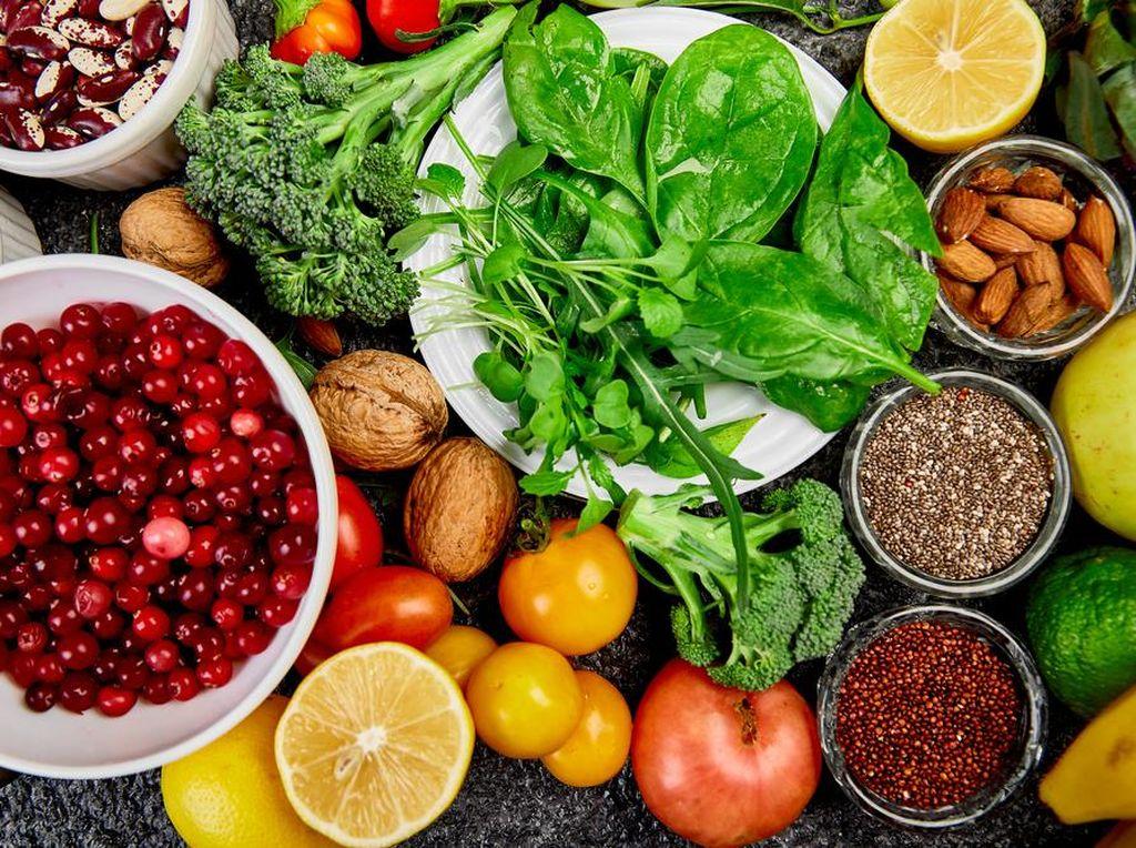 4 Alasan Makanan Segar Lebih Baik untuk Kesehatan