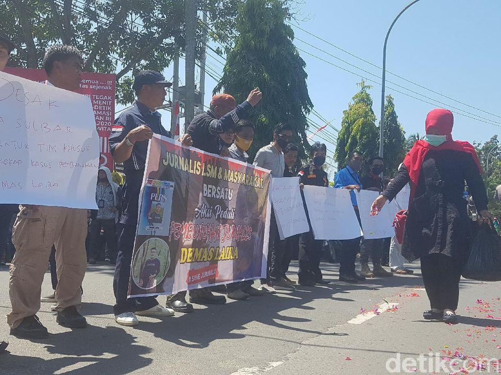 Polisi Pastikan Pembunuhan Wartawan Demas Laira Tak Terkait Profesi