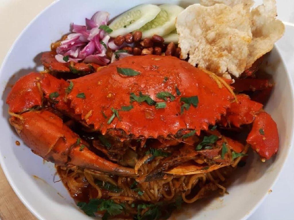 Masak Masak : Mie Kepiting Aceh yang Mantul