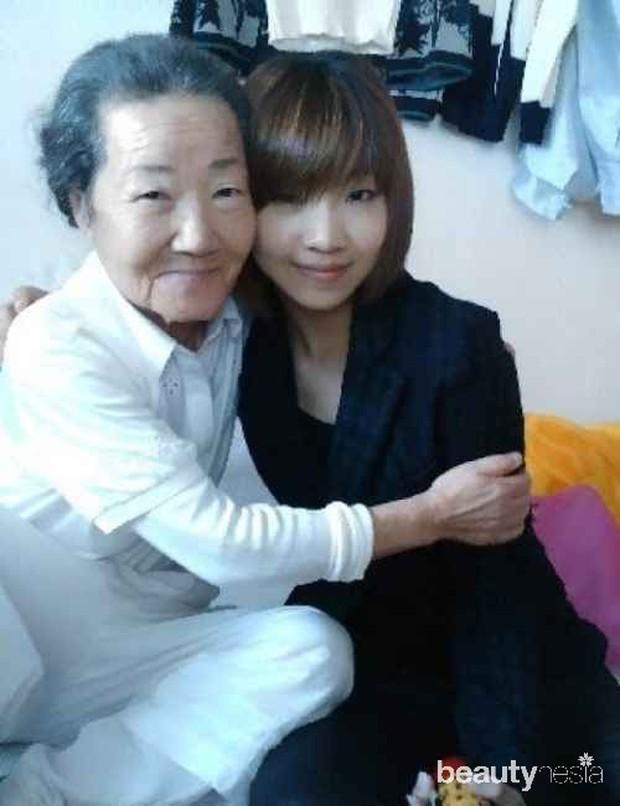 Minzy dan Bibi Buyutnya/ Foto: Koreaboo