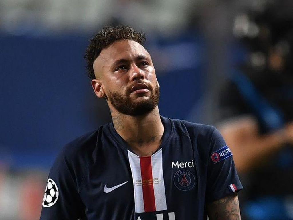 Neymar Terancam Absen Bela PSG di Liga Prancis hingga 2021