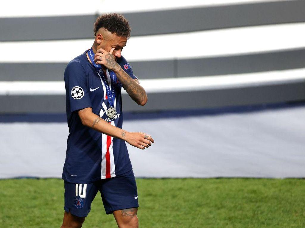 Video: 3 Pemain PSG Positif Covid-19, Salah Satunya Neymar!