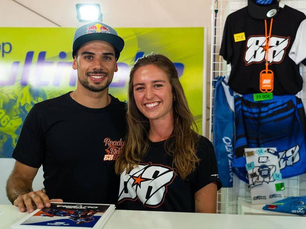 Calon Istriku adalah Adikku, Asmara Rider MotoGP Miguel Oliveira