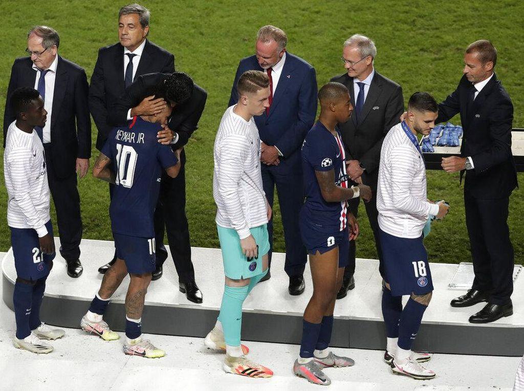 Pemain Marseille Ini Ejek PSG yang Gagal Juara Liga Champions