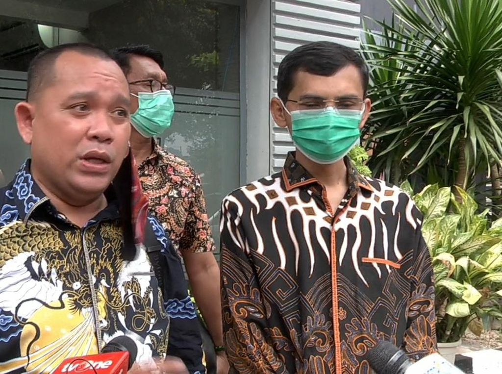 Hadi Pranoto Diperiksa Lagi 24 September, Polisi: Semoga Kooperatif